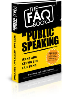 FAQ Book on Public Speaking