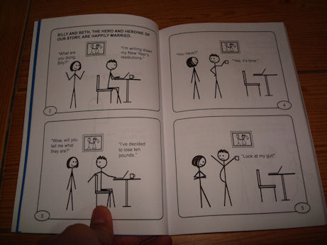 Stick Figure Cartoons!