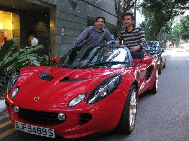 Adam Khoo and Yee Shun Jian