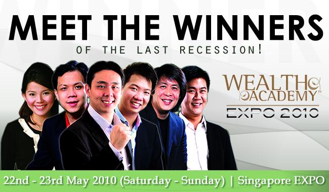Wealth Academy Expo 2010