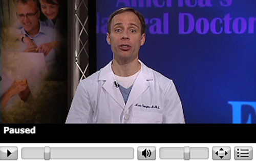Dr. Mark Stengler Natural Weight Loss Video