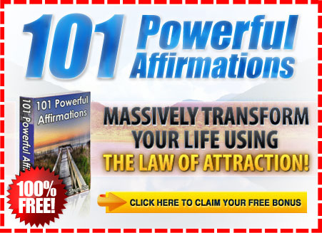 101 powerful affirmations bonus