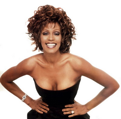 whitney houston (August 9, 1963 – February 11, 2012)